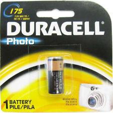 Duracell 66244 Alkaline Photo Battery #175, 7.5-Volt