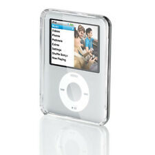 Belkin Pink Acrylic Case With Brushed Metal Front iPod Nano 3rd Gen UK