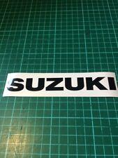 Suzuki Sticker For Bike Car Windows Tool Box