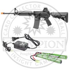 KWA AEG 3 Series RM4A1 Rifle Package - Airsoft Gun Starter Kit - FREE SHIPPING