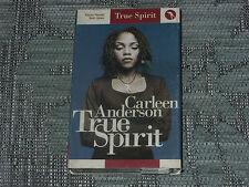 Carleen Anderson:  True Spirit    Cassingle   NEW EX SHOP STOCK