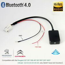 PEUGEOT RD4 CITROEN A2DP AUX IN BLUETOOTH STEARMING INTERFACE