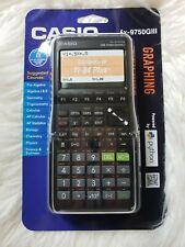 Casio Fx-9750Iii Graphing Calculator Algebra Calculus Biology *Brand New*