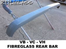 COMMODORE VB - VC - VH FIBREGLASS REAR BUMPER BAR