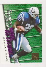 1995 Sky Box Impact More Attitude #F11 Marshall Faulk*