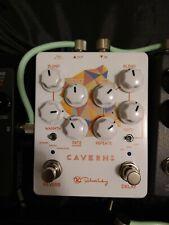 More details for keeley caverns delay reverb pedal