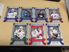 LOT OF (7) 2007-08 O-PEE-CHEE HOCKEY MARQUEE ROOKIES