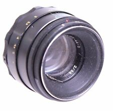HELIOS-44-2 58mm f/2 M42 Mount Prime Camera Lens  - SA2