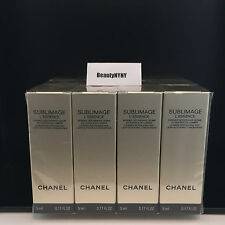 12 Sealed Chanel Sublimage L'essence Light-Activating Concentrate 5ml / 0.17oz