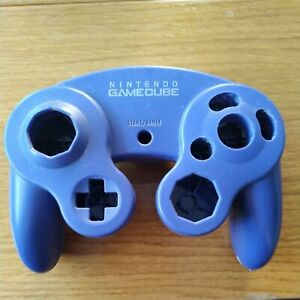 NINTENDO GAMECUBE ORIGINAL CONTROLLER SHELL PURPLE