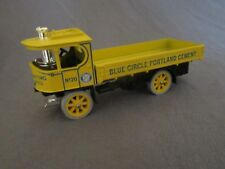 389F Matchbox Y18 Yesteryear 1918 Atkison Steam Wagon Cement Portland