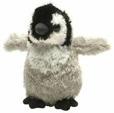 Wild Republic 18 cm Hug'ems Penguin Chick Plush Toy (Grey)