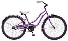 Kulana 24 inches Girl's Cruiser Hiku Bike Bicycle - Purple