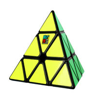 Zauberwürfel MoYu Meilong Pyraminx black / carbon Pyramide Original speedcube