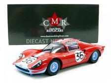 CMR - 1/18 - FERRARI DINO 206 S COUPE - LE MANS 1966 - CMR039