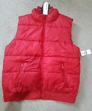 BNWT TOMMY FILFIGER MENS GILET DOWN  JACKET BODY WARMER VEST