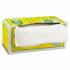 """Industrial Strength Flex-O-Bags Trash Can Liners, 13 gal, 1.25 mil, 24"""" x."""