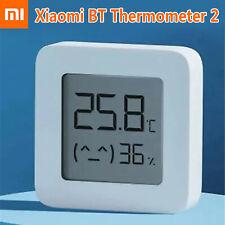 1pcs Xiaomi Bluetooth Thermometer 2 Wireless Smart Hygrometer Humidity Sensor US