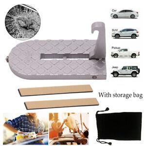 Portable Multifunction Car Door Step Latch Hook Folding Mini Foot Pedal Ladder
