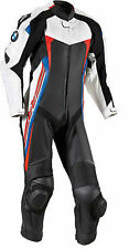 BMW MOTOGP Motorcycle Leather Suit Motorbike BMW Leather Suit All Sizes