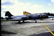 2/89-2 Lockheed F-104 French Air Force 53-02 Kodachrome SLIDE