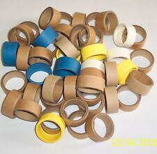 HORNBY DUBLO REPLICA CARDBOARD PACKING RINGS FOR 2 & 3 RAIL WAGONS & COACHES