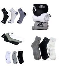 3 pair multi brand ankle length socks multi colors Sports for men
