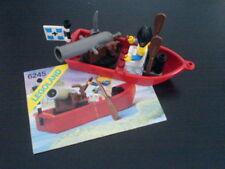 Lego 6245 Kanonen Boot der Blauröcke - Rotröcke - Piraten