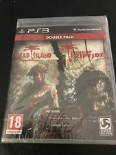 Dead Island + Dead Island Riptide Double PS3 PlayStation 3  Game New & Sealed
