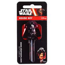 YALE 6 PIN UL2 Star Wars House Key Blank - Darth Vader/ Emperor