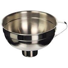 Stainless Steel Jam Funnel - Kitchen Craft Preserve Making