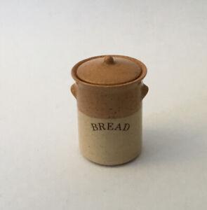 Dolls House Stokesay Ware Bread Bin