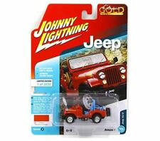 Johnny Lightning 1:64 Classic Gold 2018 Release 1 Version A Jeep CJ-5 JLCP7107