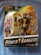 Power Rangers GOLD RANGER Beast Morphers Action Figure Hasbro