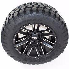 """20"""" Moto Metal 978 20x10 33x12.50R20 Ironman MT tires 2500HD Dodge Ram 2500 33"""""""