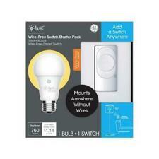 GE Switch/A19 Bulb