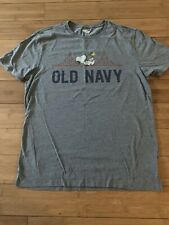 Old Navy Snoopy T-shirt