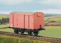 OO wagon kit - LMS 12t Box Van 1934-1944 (plank body) - Ratio 572 - free post