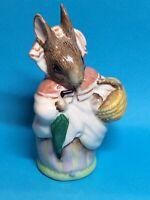 Beswick England Beatrix Mrs. Rabbit BP-3b Figurine Copyright 1951