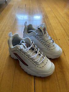 fila shoes women size 7.5 US