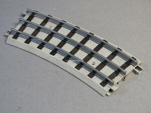 MTH STANDARD GAUGE REALTRAX 042 HALF CURVE TRACK Lionel Tinplate 10-99043 NEW