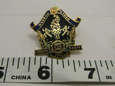 Old Olympics Merrill Lynch 1996 Hat Collar Coat Pin Jewelry Costume Pins