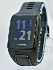 TomTom Original Spark Music Fitness Watch (All Black, Large) GPS Running Watch