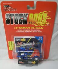 RARE RACING CHAMPIONS STOCK RODS NO.3 1/64 TED MUSGRAVE 1932 FORD 1997 DIECAST