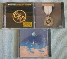 Lot of 3 ELO Electric Light Orchestra CDs - Greatest Hits / Time / Essential