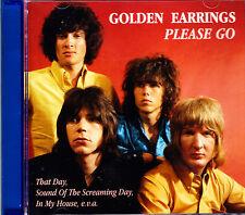 GOLDEN EARRINGS please go CD NEU  / NEW