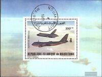 Mauretanien Block31 (kompl.Ausg.) gestempelt 1981 Erster Flug des Space Shuttle