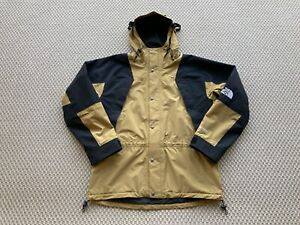 The North Face 1994 Mountain Jacket Gore Tex British Khaki L / Large RRP £325