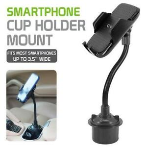 Heavy Duty Cup Holder Mount for Apple iPhone 12 Pro Max Xr Xs Max X SE 8 plus 8