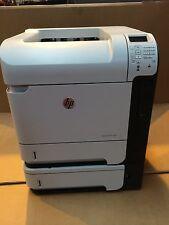 HP LaserJet M603TN M603 Fast Mono A4 Lasser Printer 500 Sheet Feeder + Warranty
